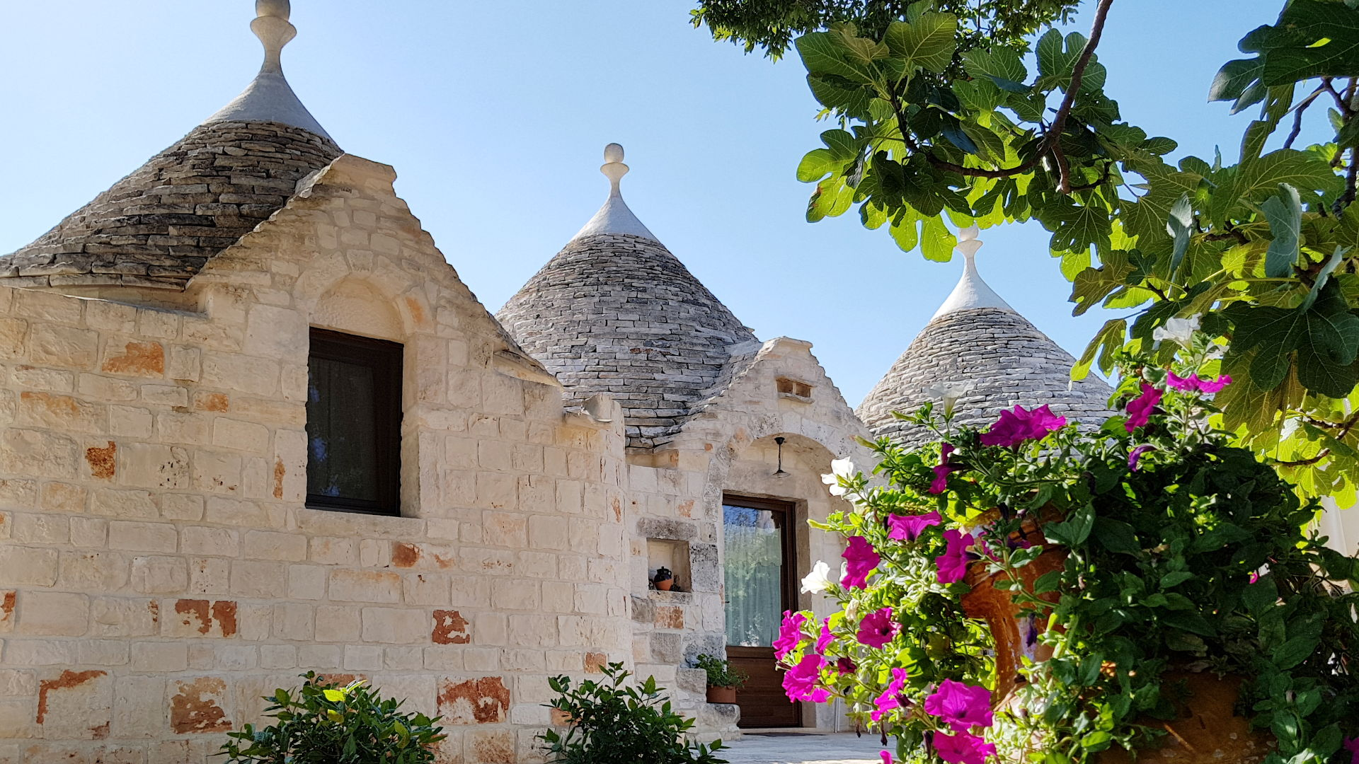 Almapetra Trulli Resort in Itria Valley Puglia